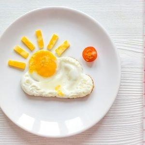 空肚食早餐系列